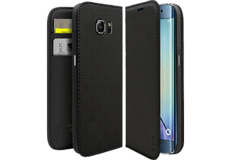 SBS MOBILE Bookstyle case Galaxy S6 Edge - Svart