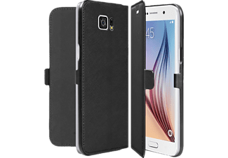 SBS MOBILE Bookfit case Galaxy S6 - svart