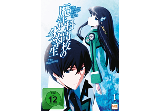 The Irregular At Magic High S.-Beginning 1 (1-7) - (DVD)