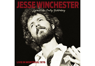 Jesse Winchester - Seems Like Only Yesterday - (CD)