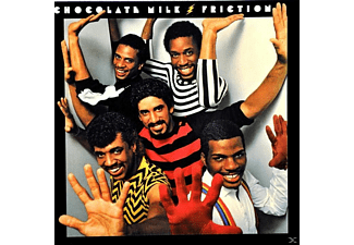 Chocolate Milk - Friction - (CD)