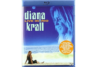 Diana Krall - Live In Rio - (Blu-ray)