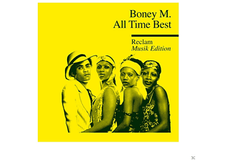 Boney M. - All Time Best-Reclam Musik Edition - (CD)