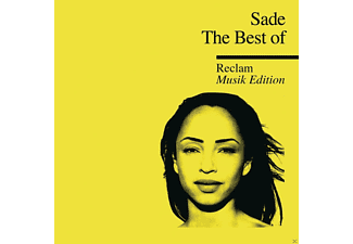 Sade - All Time Best - Reclam Musik Edition 26 - (CD)