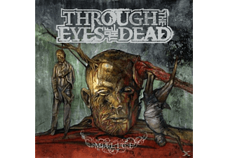 Through The Eyes Of The Dead - Through The Eyes Of The Dead [CD]