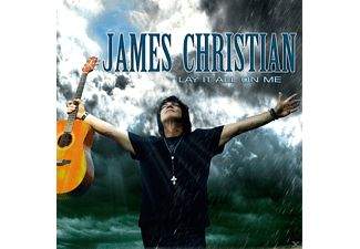James Christian - Lay It All On Me - (CD)