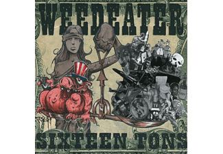 Weedeater - Sixteen Tons [CD]