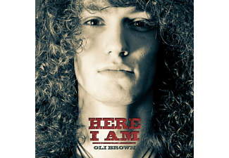 Oli Brown - Here I Am [CD]