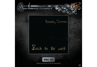 Bloody Climax - Back To The Wall - (CD)