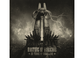 VARIOUS - Masters Of Hardcore 37 (20 Years Of Rebellion) - (CD)