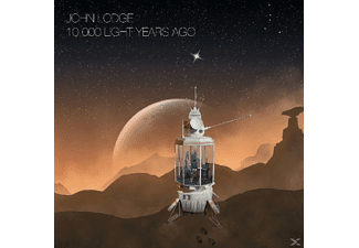 John Lodge - 10, 000 Light Years Ago [CD + DVD Video]