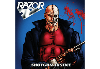 Razor - Shotgun Justice (Deluxe Cd Reissue) - (CD)