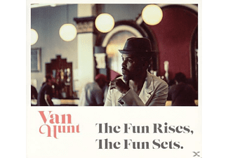 Van Hunt - The Fun Rises, The Fun Sets [CD]