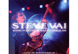 Steve Vai - Where The Other Wild Things Are [CD]