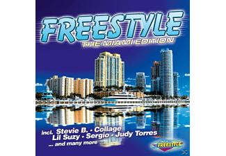 VARIOUS - Freestyle: The Miami Edition [CD]