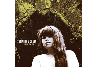 Samantha Crain - Kid Face - (Vinyl)