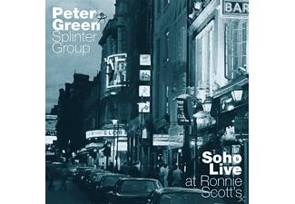 Peter Splinter Group Green - Soho Live-At Ronnie Scott's [Vinyl]