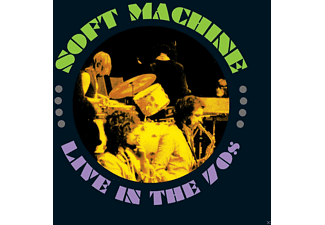 Soft Machine - Live In The 70s - (CD)