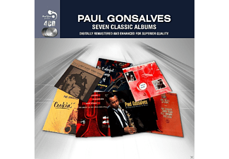 Paul Gonsalves - 7 Classic Albums - (CD)