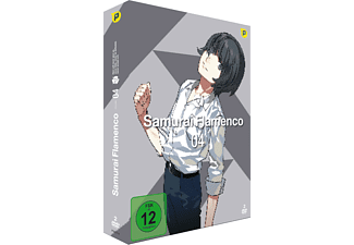 Samurai Flamenco - Vol. 4 [DVD]