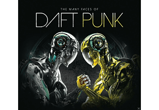VARIOUS - Many Faces Of Daft Punk [CD]