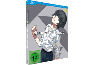 Samurai Flamenco - Vol. 4 - (Blu-ray)