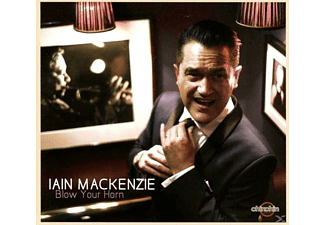 Iain Mackenzie - Blow Your Horn - (CD)