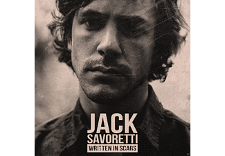 Jack Savoretti - Written In Scars [CD]