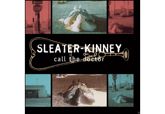 Sleater-Kinney - Call The Doctor - (CD)