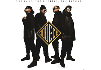 Jodeci - The Past, The Present, The Future - (CD)