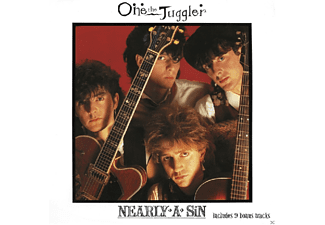 One The Juggler - Nearly A Sin [CD]