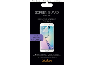 TELILEO 3975 Galaxy S6 Edge Schutzfolie, Transparent