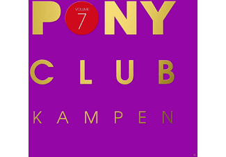 VARIOUS - Pony Club Kampen Vol.7 [CD]