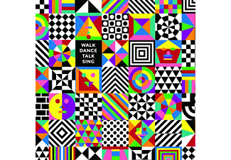 Crazy P - Walk Dance Talk Sing - (CD)