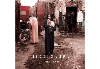 Hindi Zahra - Homeland (CD)
