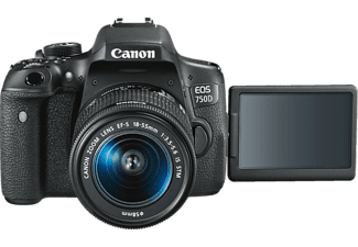 EOS 750D Kit + 18-55 IS STM