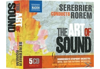 Various, José Serebrier, Various Orchestras - The Art Of Sound [CD]