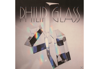 Philip Glass - Glassworks - (Vinyl)
