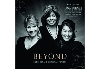 Tina Turner, TURNER,TINA/DECHEN,SHAK-DAGSAY/REGULA,CURTI - Beyond-Buddhist & Christian Prayers (New Edition) [CD]