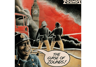 Zounds - The Curse Of Zounds - (Vinyl)