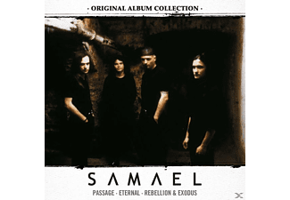 Samael - Original Album Collection [CD]