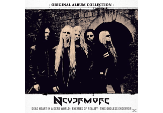 Nevermore - Original Album Collection [CD]