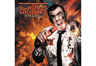 Dygitals - Dynamite - (CD)