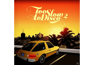 VARIOUS - Too Slow To Disco Vol.2 - (CD)