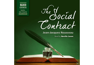 The Social Contract - 5 CD - Hörbuch