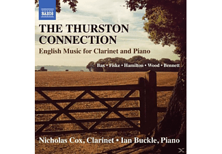 Nicholas Cox-ian Buckle - The Thurston Connection - (CD)