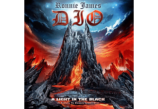 Various - A Light In The Black (A Tribute To Ronnie James Di [CD]