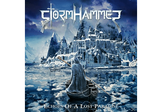 Stormhammer - Echoes Of A Lost Paradise - (CD)