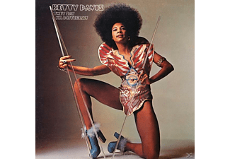 Betty Davis - They Say I'm Different - (CD)