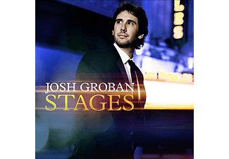 Josh Groban - Stages - Deluxe Edition (CD)
